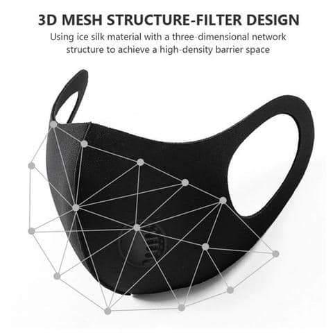 PMEDI PM2.5 Bactericidal Face Mask – Free Shipping
